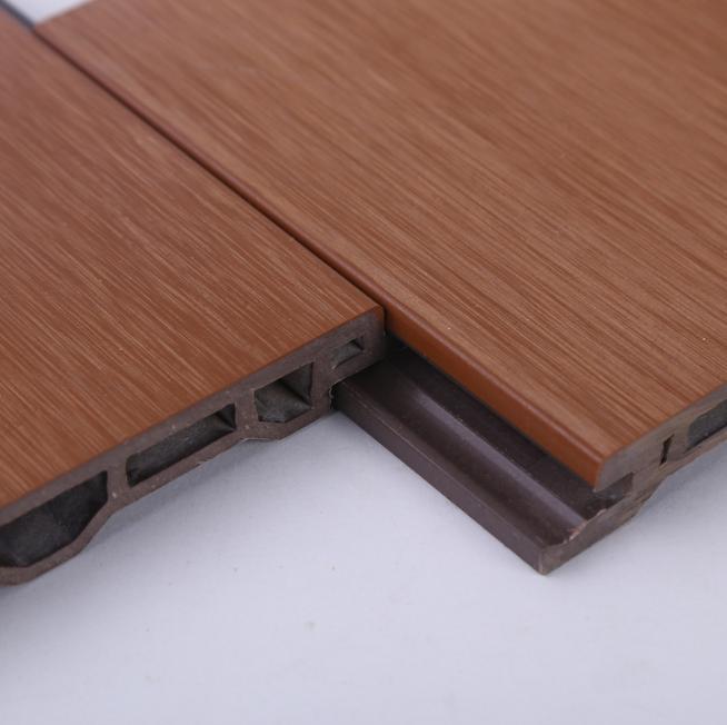 厂家直销 生态木pvc防水阻热150共挤外墙板隔音环保承接工程单