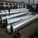 13米10KV电力钢杆图片