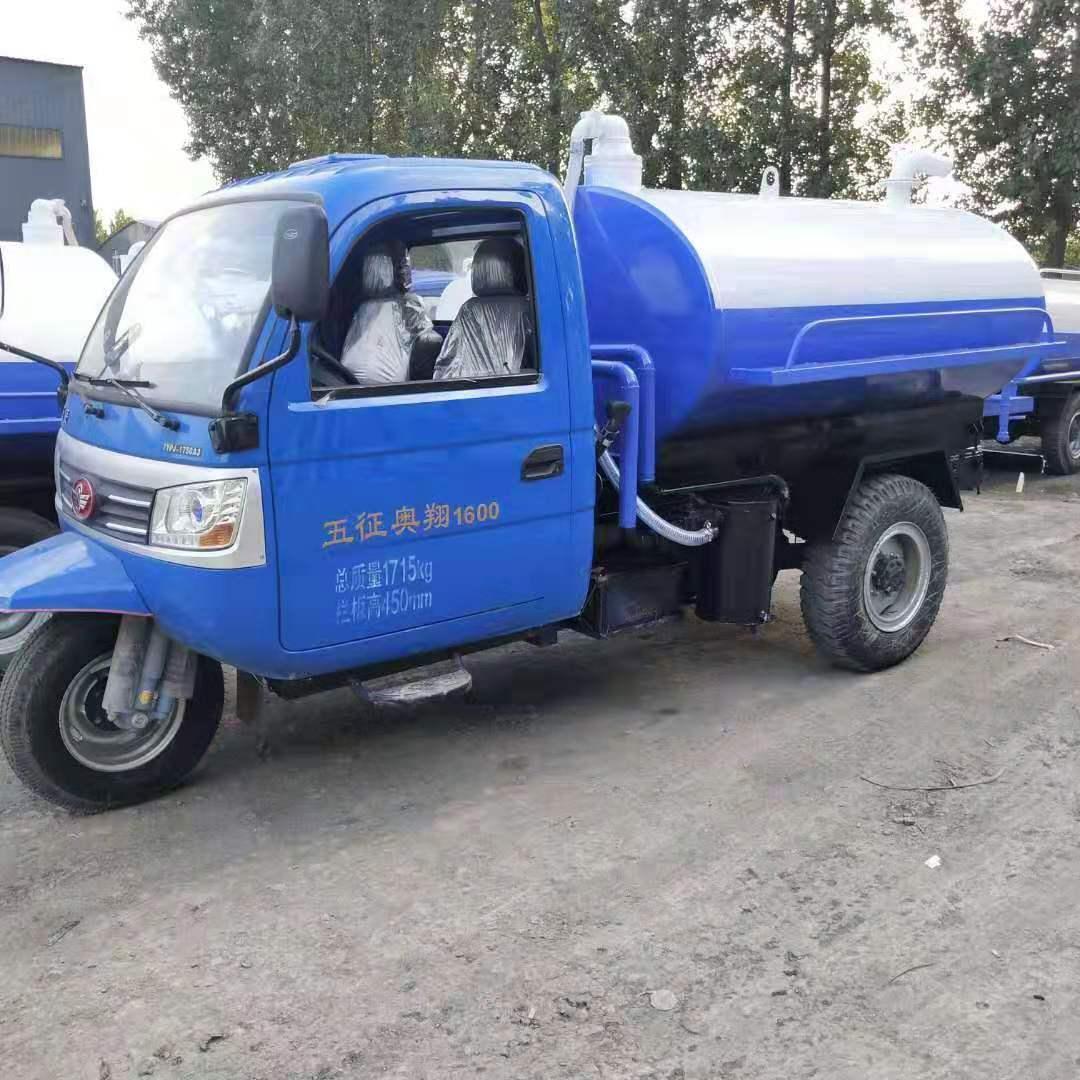 哪里卖吸粪车  优质吸粪车   沼气池污水清理车