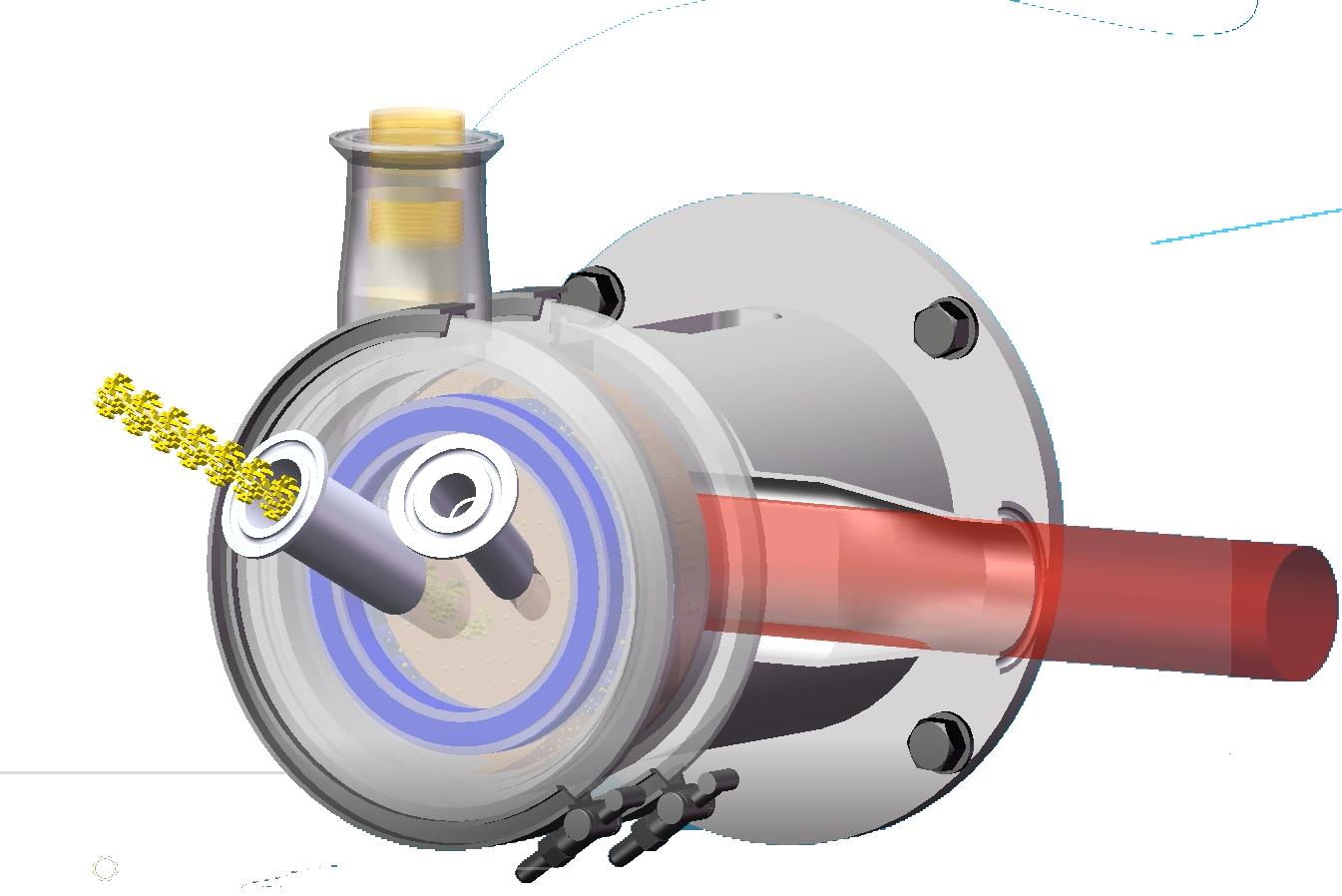 在线分散机 在线分散泵 IDS吸粉泵 IDS分散机