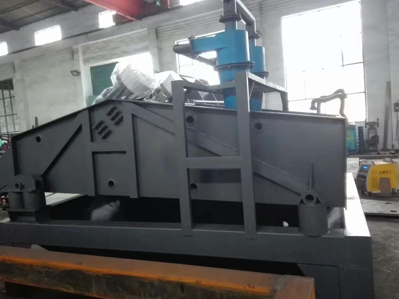 1槽2槽3槽环保细沙回收设备高频震筛3槽水轮