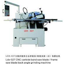 LDX-027带锯条倒角机