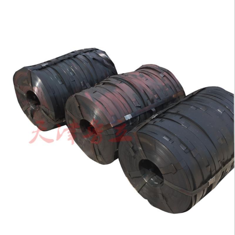 Y 黑退波纹管带钢 Q195 波纹管钢带厂家 0.25*36mm 配送到厂