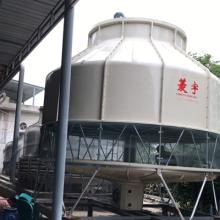 低噪音200吨圆形逆流冷却塔价格图片