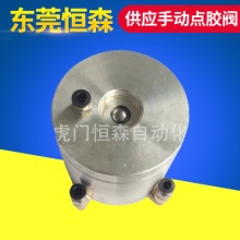 手动点胶阀 电子产品制造设备单液点胶阀 回吸式点胶阀厂家批发