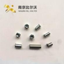 304不锈钢通孔压铆螺柱  不锈钢通孔压铆螺母柱 不锈钢铆柱