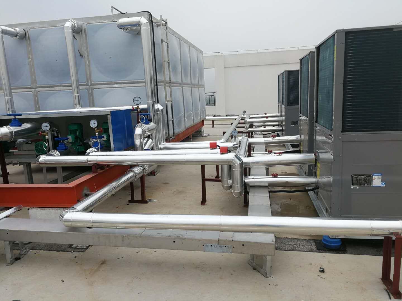 江苏溧阳美的空气能热水器厂家直销安装价格