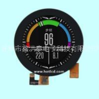 2.1寸TFT圆形TFT彩屏2.1寸TFT圆形带电容触摸屏TFT-H021BN315B