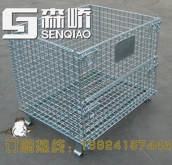 仓库笼、铁笼、笼子、周转笼、笼车