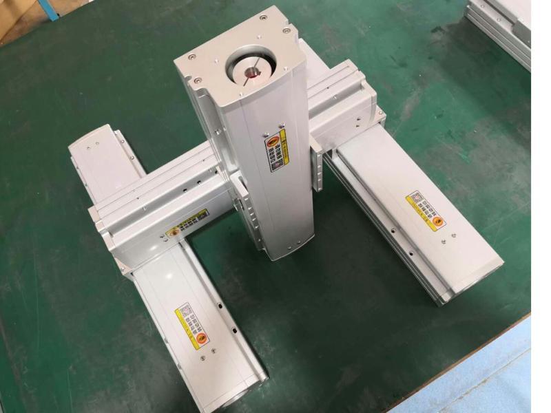 丝杆直线滑台模组 精密数控滑台双滑台定制