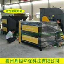 活性炭吸附箱鼎恒环保活性炭吸附箱 活性炭漆雾处理箱 活性炭废气处理器 环保箱批发