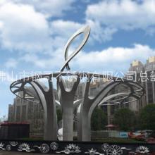 城市不锈钢雕塑园林不锈钢雕塑工程 广场不锈钢雕塑校园不锈钢雕塑图片