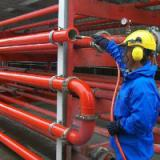 工业防爆高压清洗机业除垢清洗换热器清洗管道疏通各类化学容器的清洗