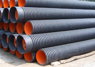 HDPE双壁波纹管厂家供应  HDPE双壁波纹管厂家 河北HDPE双壁波纹管价格