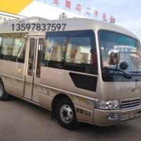 牡丹19座罗莎客车   牡丹19座MD6608KD6型通勤客车