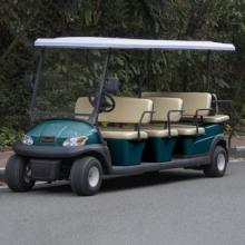 自贡11座电动观光车排行,新型物业电瓶车支持定制批发