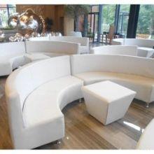 上海高靠背沙发茶几家具租赁批发