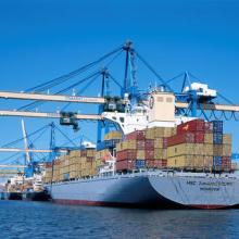 深圳至台湾海运专线物流门到门服务电话   深圳到台湾直达海运图片